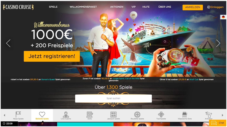 online casino echtgeld gefahren