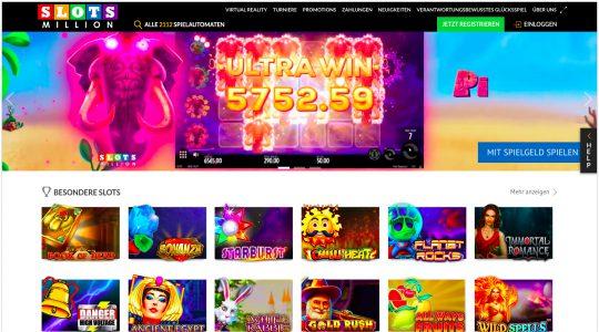 slotsmillion casino