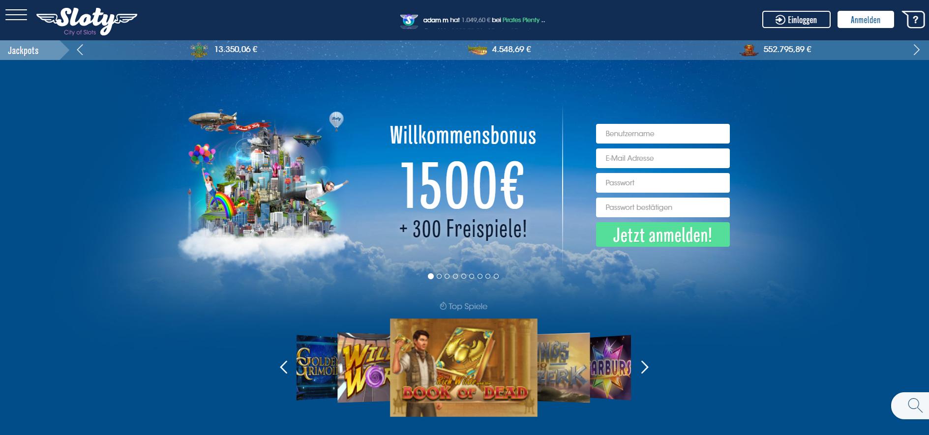 Online Casino Deutschland - Legal & Sicher Spielen