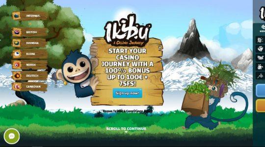 ikibu casino no deposit