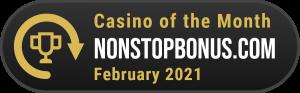 Mr Bet Casino des Monats Februar 2021