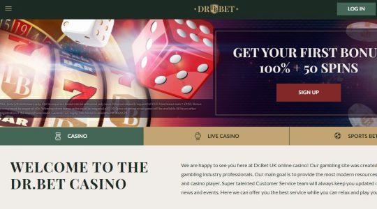 drbet casino